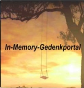 In Memomory unser Gedenkportal